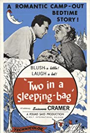 Two in a Sleeping Bag Poster