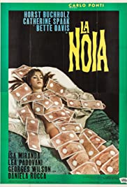 The Empty Canvas(1963) Poster - Movie Forum, Cast, Reviews