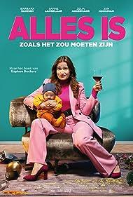 Elijah van Trikt and Barbara Sloesen in Alles is zoals het zou moeten zijn (2020)