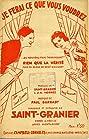 Rien que la vérité (1931) Poster