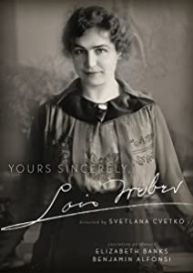 Quality movie downloads free Yours Sincerely, Lois Weber [720