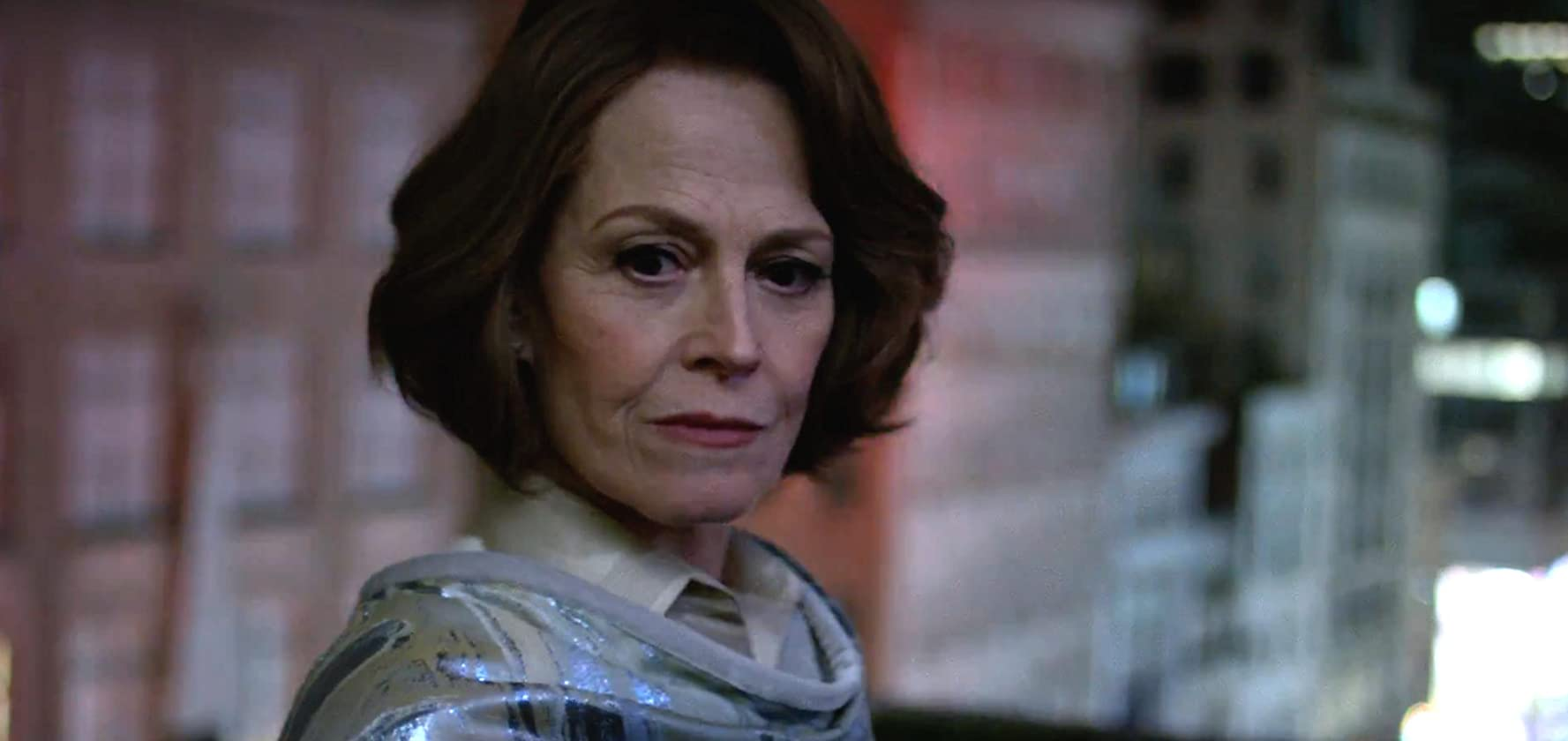Sigourney Weaver in The Defenders (2017)