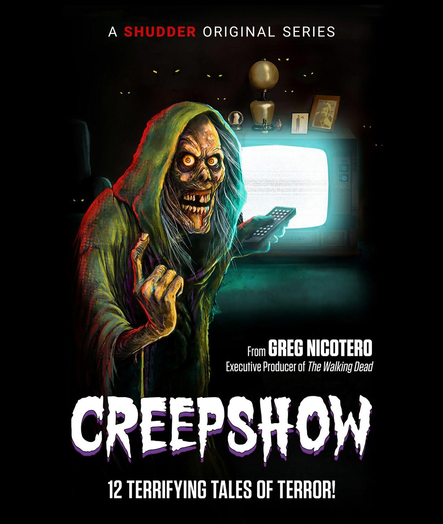 Bjaurus šou (1 Sezonas) / Creepshow Season 1