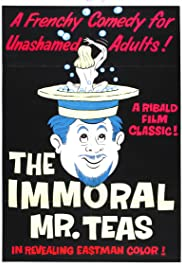 The Immoral Mr. Teas (1959) Poster - Movie Forum, Cast, Reviews