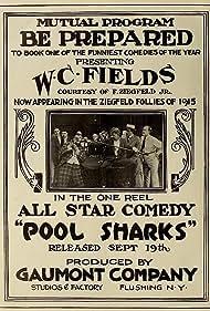 W.C. Fields in Pool Sharks (1915)