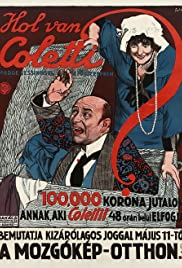 Where Is Coletti? Poster