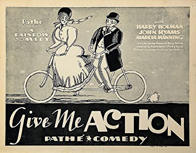 English movies dvdrip free download Give Me Action by [480p]