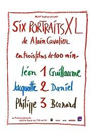 Six portraits XL 3: Philippe et Bernard