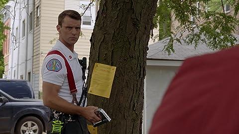 Chicago Fire 7×04 – Esto no es caridad