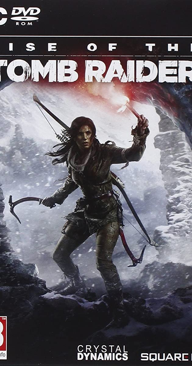 Rise Of The Tomb Raider Video Game 2015 Imdb