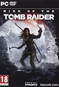 Primary photo for Rise of the Tomb Raider