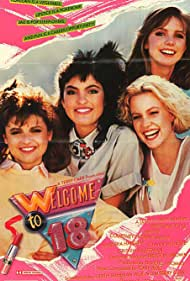Mariska Hargitay and Courtney Thorne-Smith in Welcome to 18 (1986)