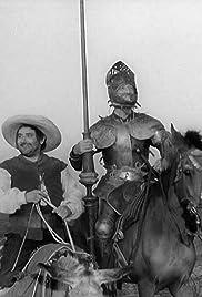 Don Quijote von der Mancha Poster