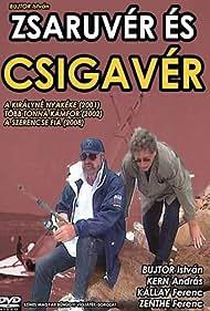 István Bujtor and András Kern in Zsaruvér és csigavér 3: A szerencse fia (2008)