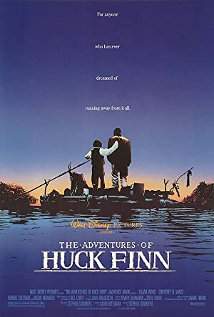 The Adventures of Huck Finn Poster Image