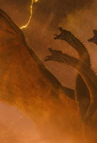 Primary photo for King Ghidorah