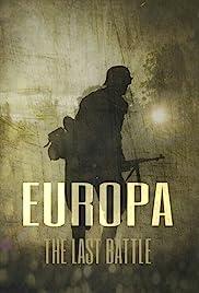 Europa: The Last Battle Poster