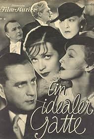 Georg Alexander, Karl Ludwig Diehl, Brigitte Helm, and Sybille Schmitz in Ein idealer Gatte (1935)