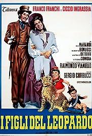 I figli del leopardo Poster