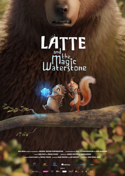 Latte & the Magic Waterstone Online Subtitrat In Romana