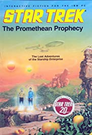 Star Trek: The Promethean Prophecy Poster