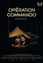 Opération Commando Poster
