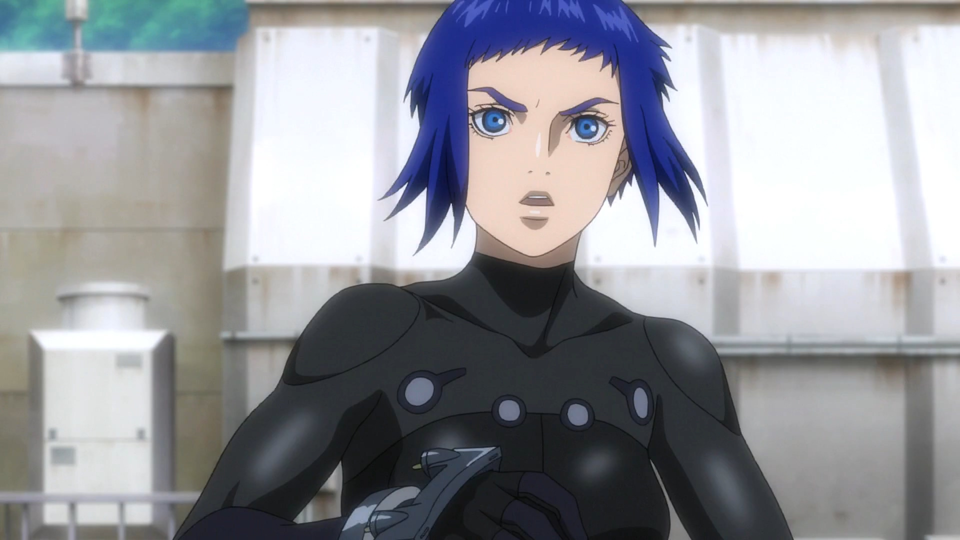 Ghost In The Shell The New Movie 2015