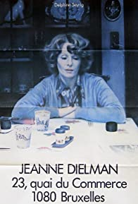 Primary photo for Jeanne Dielman, 23, quai du commerce, 1080 Bruxelles