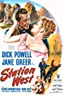 Station West (1948) Poster