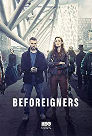 Nicolai Cleve Broch and Krista Kosonen in Beforeigners (2019)
