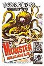 Monster from the Ocean Floor (1954) Poster