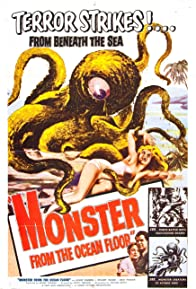 Primary photo for Monster from the Ocean Floor