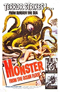 Monster from the Ocean Floor USA