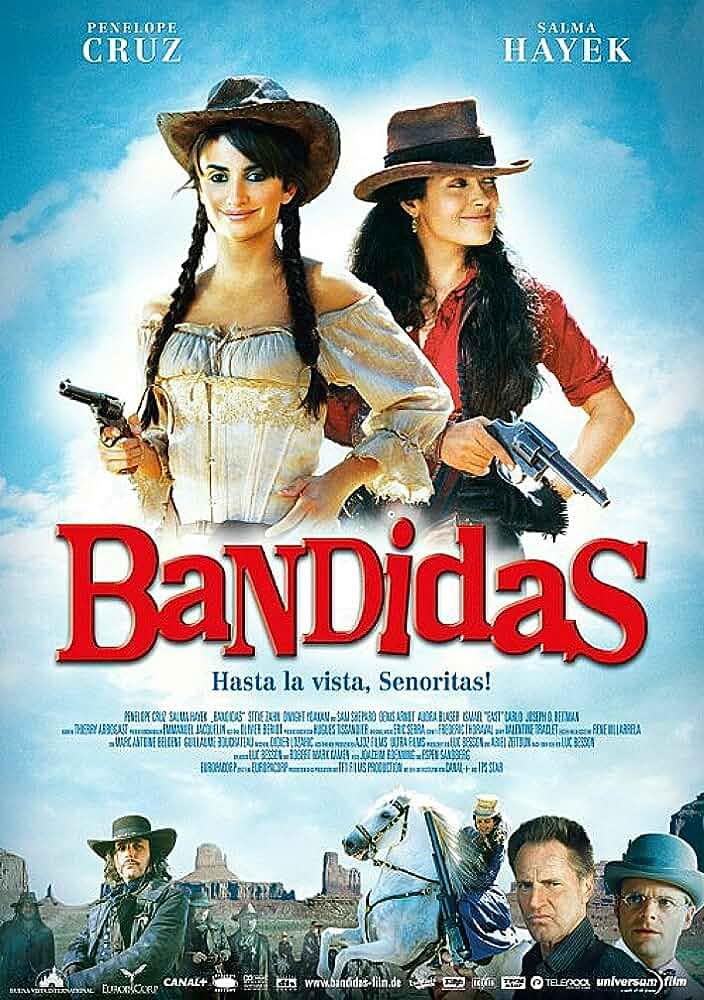 Bandidas (2006) in Hindi