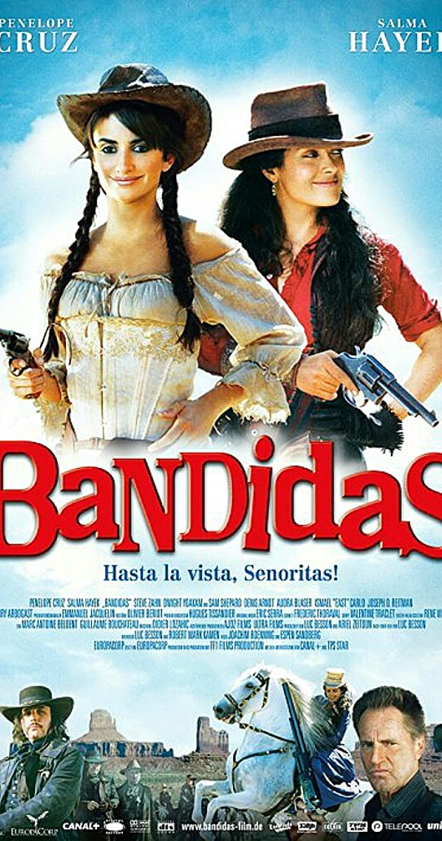 Streaming VF Bandidas (2006)             Film Complet