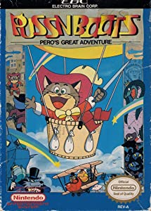 Psp movie clips download PUSSNBOOTS: Pero's Great Adventure Japan [BDRip]