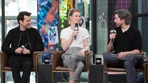 BUILD: Mackenzie Davis on Working with Charlize Theron