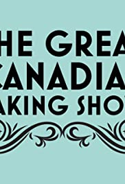 The Great Canadian Baking Show Poster