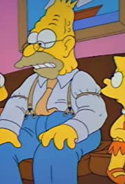 The Simpsons The Front Tv Episode 1993 Imdb
