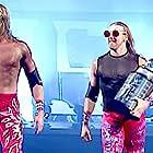 Adam Copeland and Jay Reso in Invasion (2001)