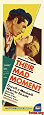 Their Mad Moment (1931) Poster