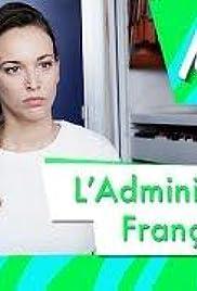 L'administration Française Poster