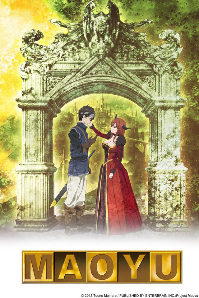 دانلود زیرنویس فارسی سریال Maoyu: Archenemy & Hero