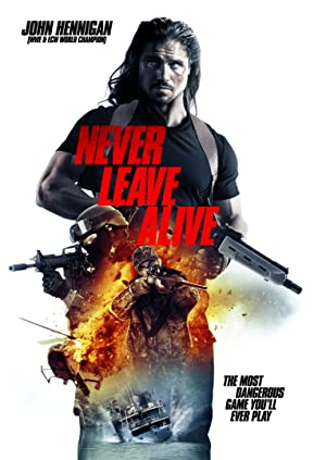 Never Leave Alive (2017)