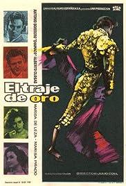 El traje de oro Poster