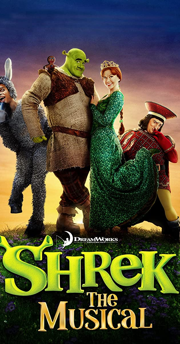 Subtitle of Shrek the Musical