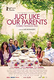 Just Like Our Parents Poster