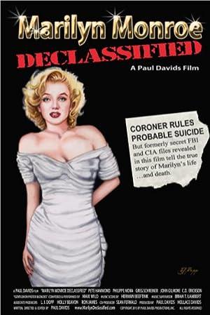 Where to stream Marilyn Monroe Declassified