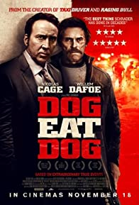 Primary photo for Dog Eat Dog: Beyond Fest Q&A with Director Paul Schrader and Actor Nicolas Cage
