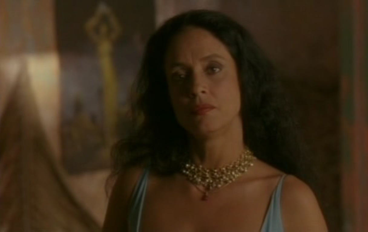 Sônia Braga in Tieta do Agreste (1996)